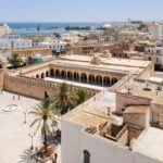 Город Сус в Тунисе