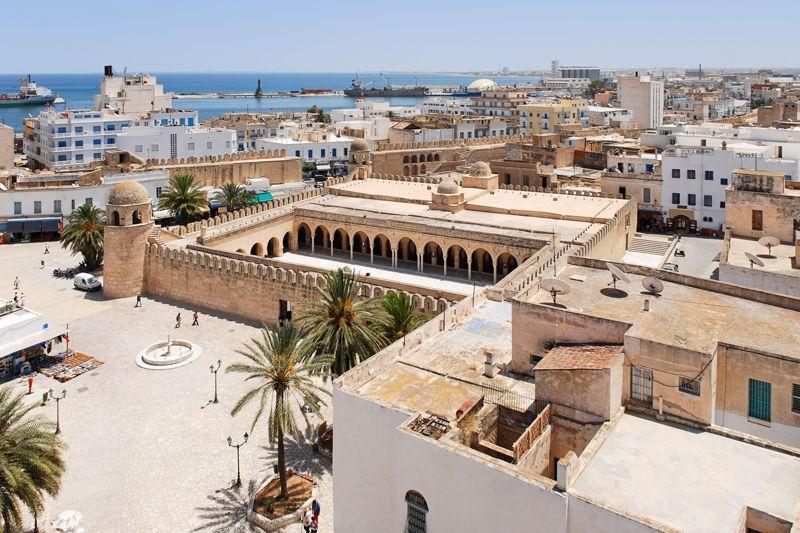 Популярные достопримечательности Сусса (Тунис), что посмотреть в Суссе