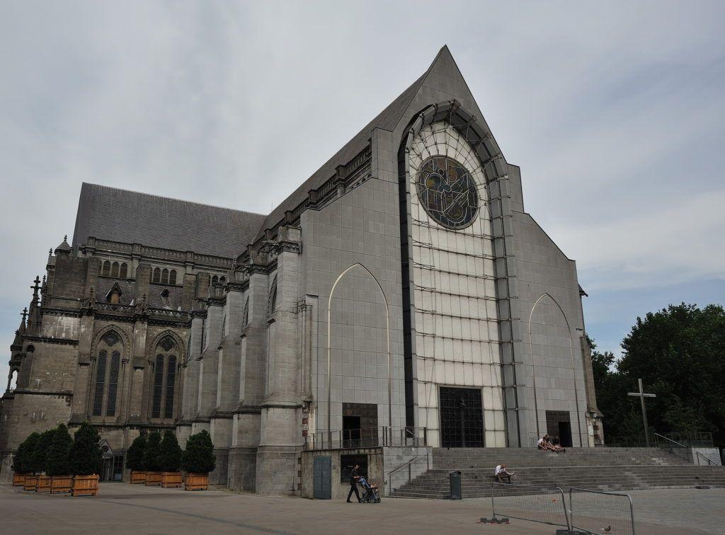 Кафедральный собор Нотр-Дам-де-ла-Трей в Лилле