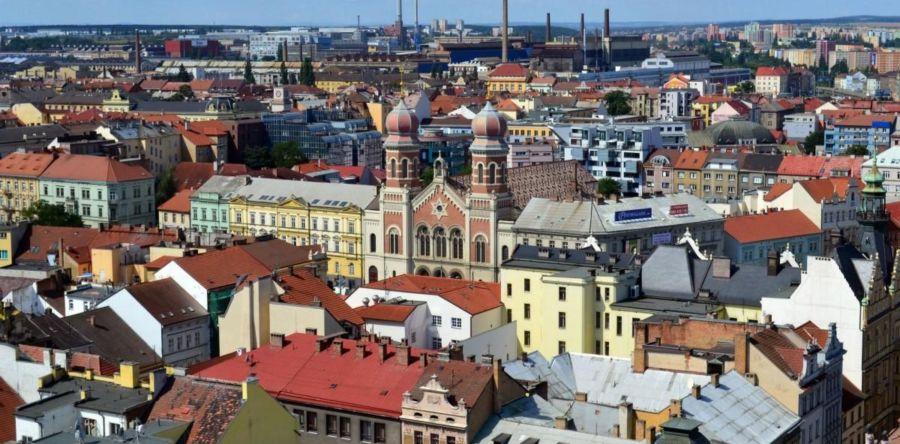 Старинный город чешских пивоваров – Пльзень