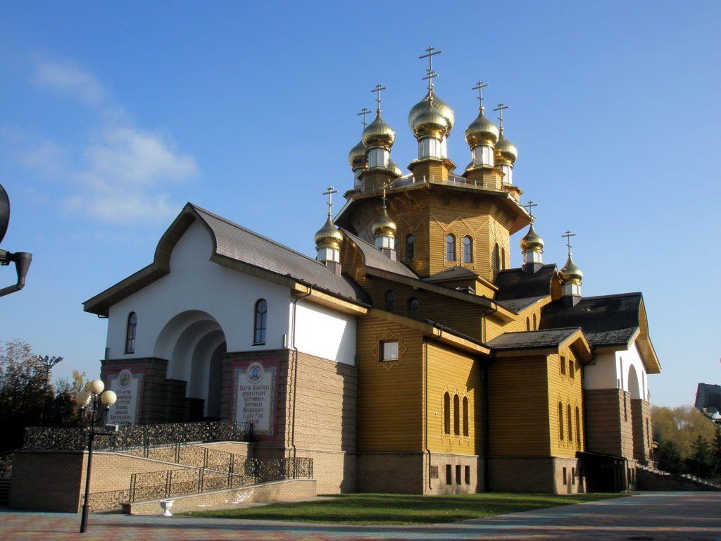 Храм великомучениц Веры, Надежды, Любови и их матери Софии в Белгороде