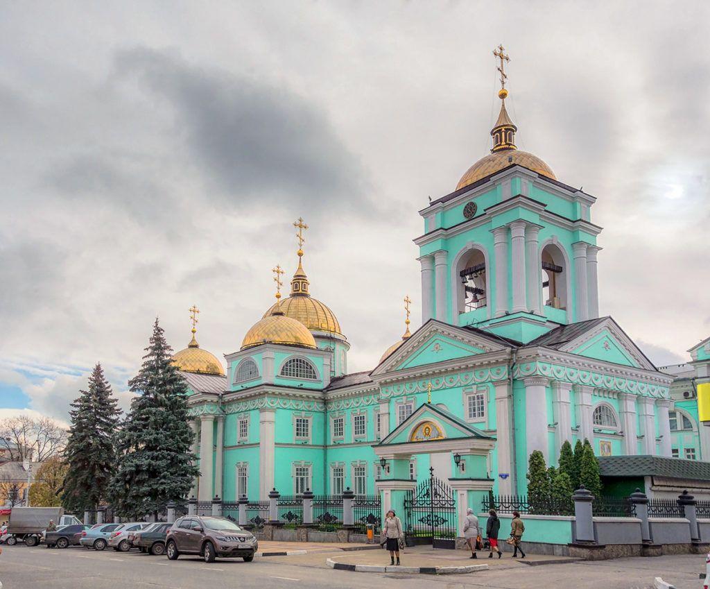 Преображенский кафедральный собор в Белгороде