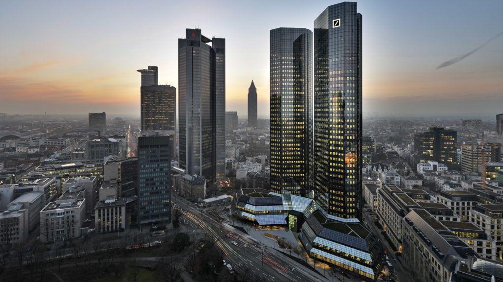 Зеленые башни-близнецы, Франкфурт-на-Майне