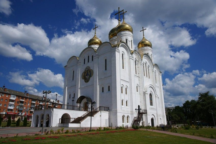 Брянский кафедральный собор