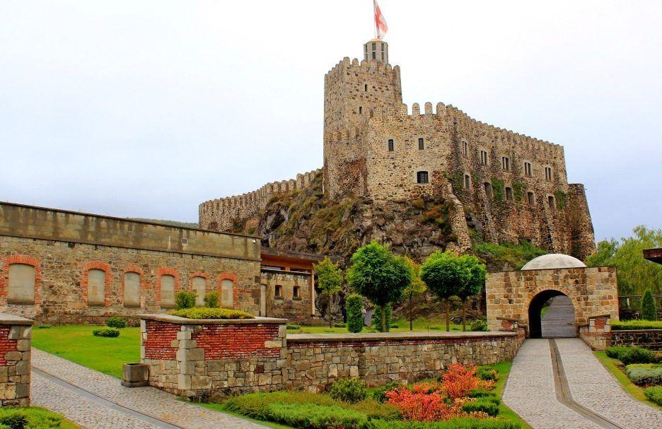 Замок Джакели в крепости Рабат, Ахалцихе