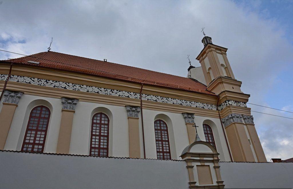 Благовещенский монастырь в Гродно