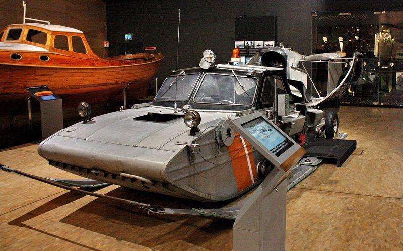 Морской музей в Котке, Финляндия