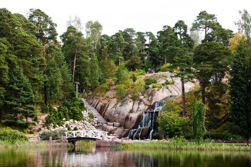 """Водный парк """"Сапокка"""" в Котке, Финляндия"""