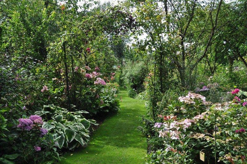 Сад Анжелики, Нормандия
