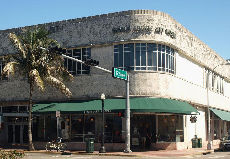 Музей эротического искусства мира в Майами