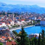 Сплит - курортный город Хорватии