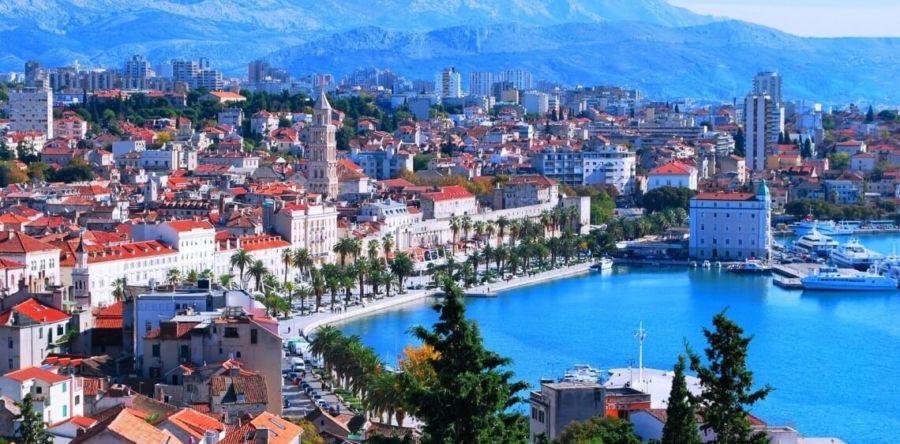 Сплит – город-музей в Хорватии под открытым небом