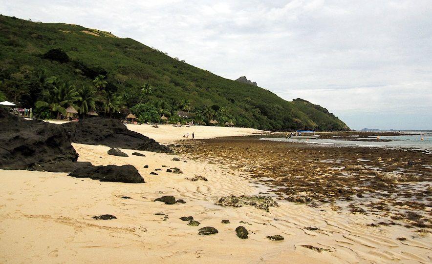 Ежедневные приливы и отливы на Фиджи