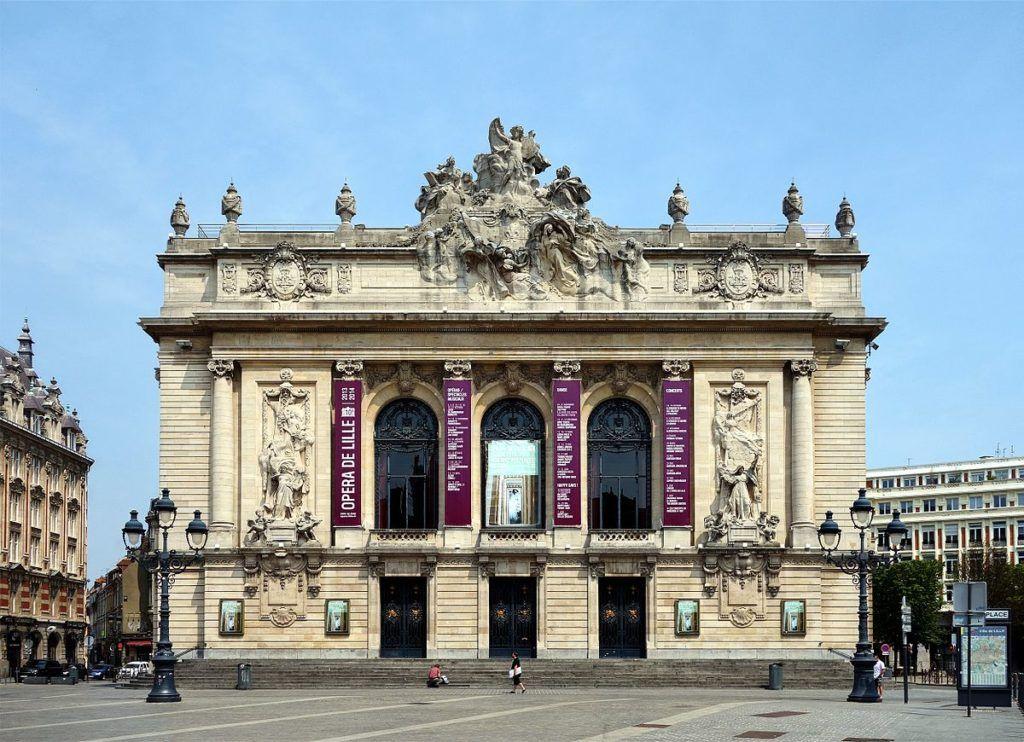 Оперный театр, Лилль