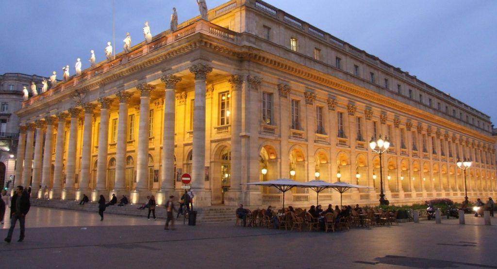 Гранд-театр в Бордо