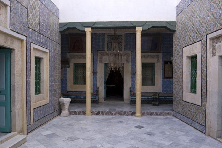 Дом-музей «Дар-Эссид» в Суссе, Тунис