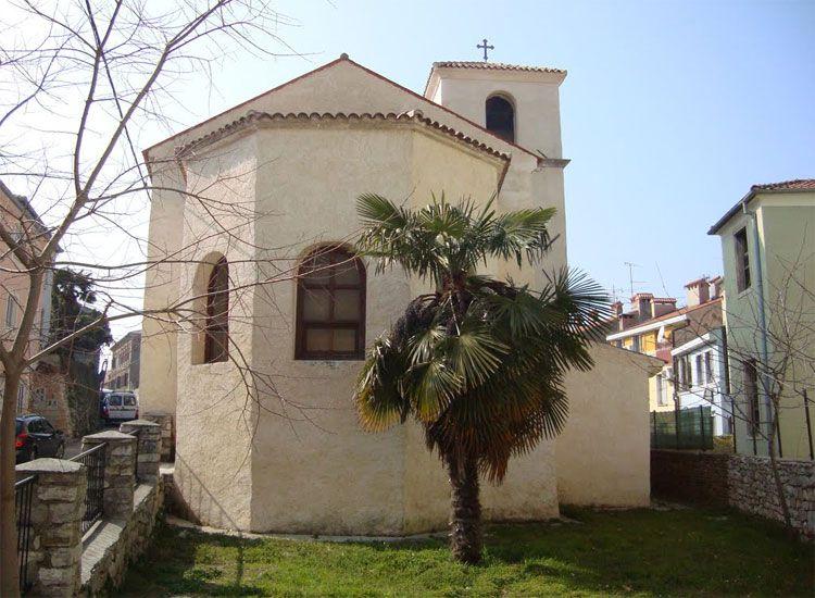 Церковь Святого Николая в Пуле