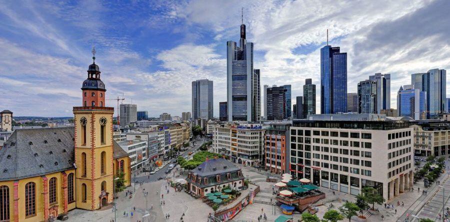Неповторимый Франкфурт-на-Майне
