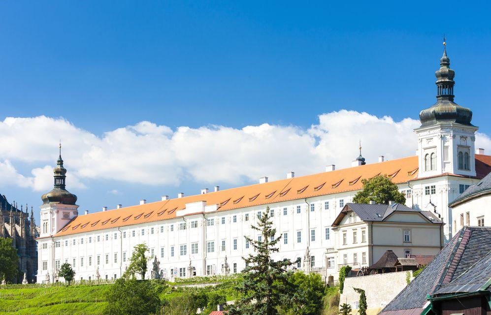Иезуитский колледж в Кутна-Гора