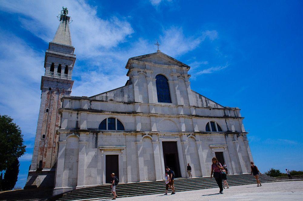 Церковь Святой Эвфимии в Старом городе Ровиня