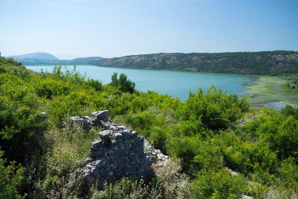 Шасское озеро, Улцинь, Черногория