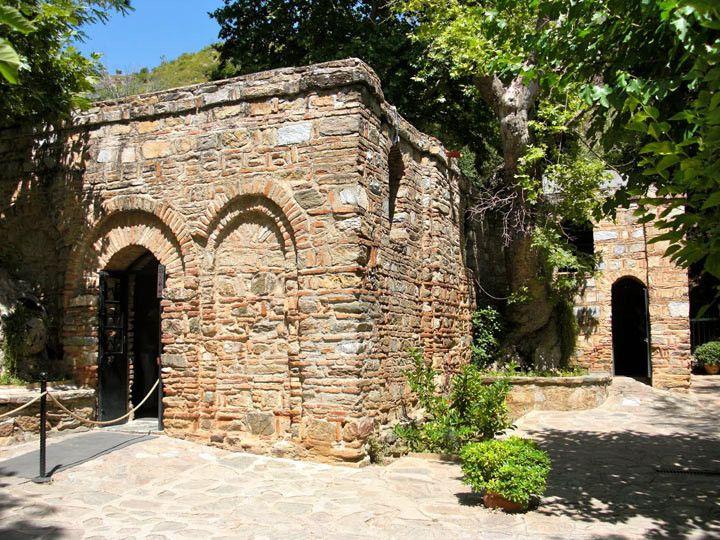 Дом Девы Марии в Эфесе