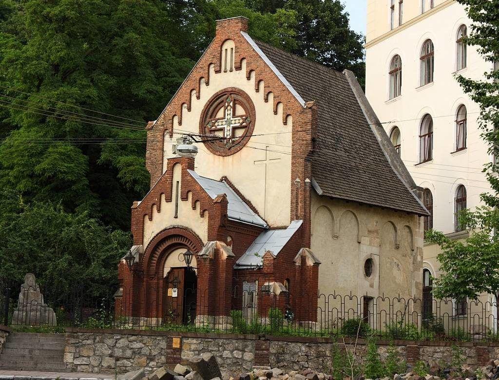 Костел Иоанна Крестителя во Львове