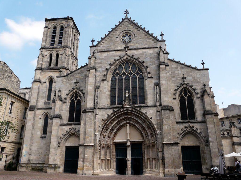 Церковь Святого Петра в Бордо