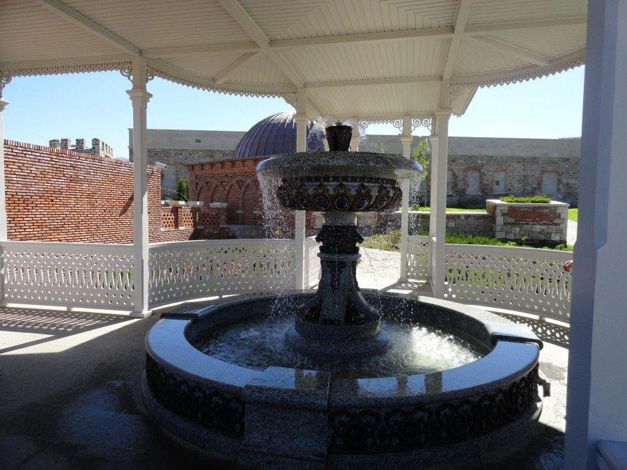 Фонтан крепости Рабат, Ахалцихе