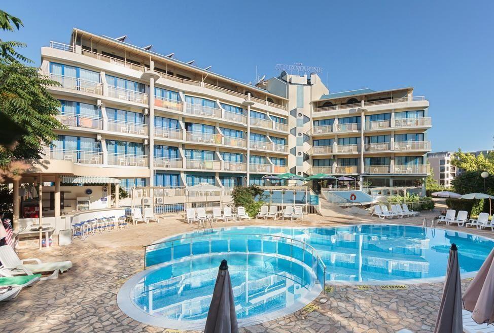 Aquamarine Hotel, Болгария, Солнечный берег