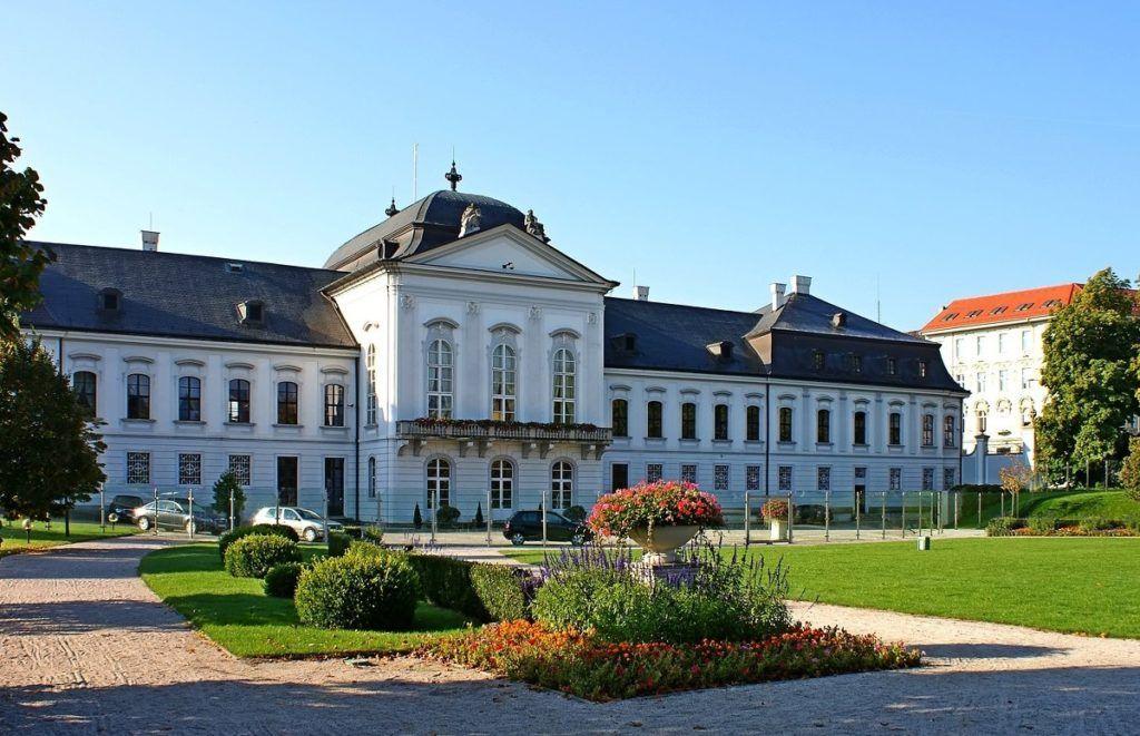 Президентская резиденция в Братиславе