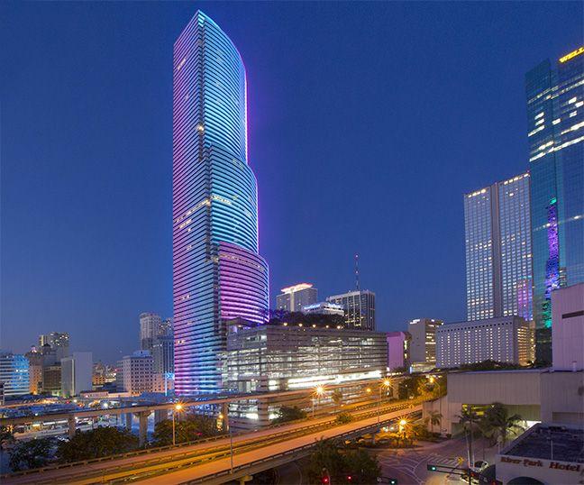 Miami Tower, Флорида, Майами