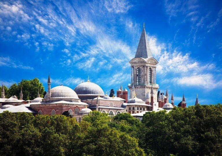 Дворец Топкапы, Стамбул, Турция