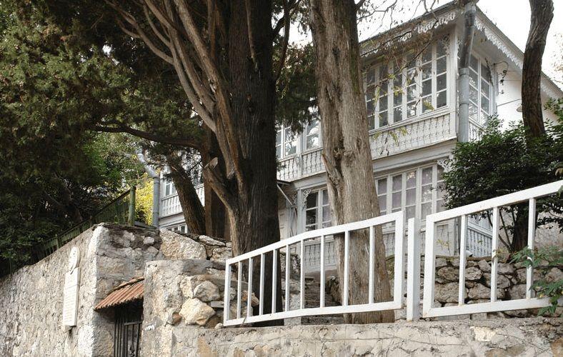 Музей-квартира Архипа Куинджи в Алупке