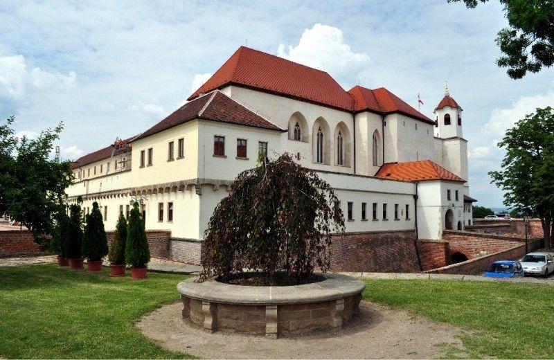 Замок Шпильберг, Брно, Чехия