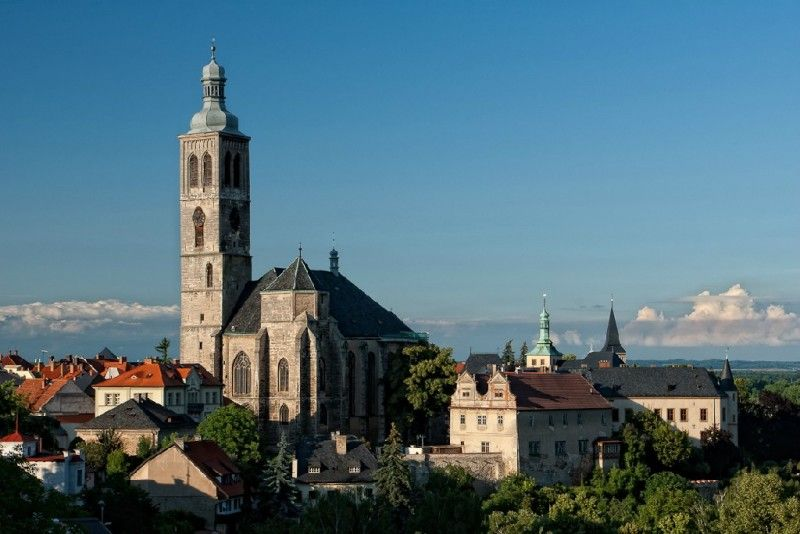 Костел Святого Якуба в Кутна-Гора, Чехия