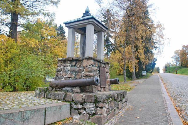 Памятник бревну, Лапеенранта
