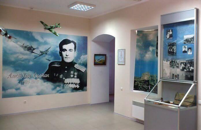 Музей Амет-Хана Султана в Алупке
