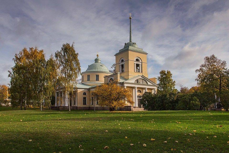 Церковь Святого Николая в Котке