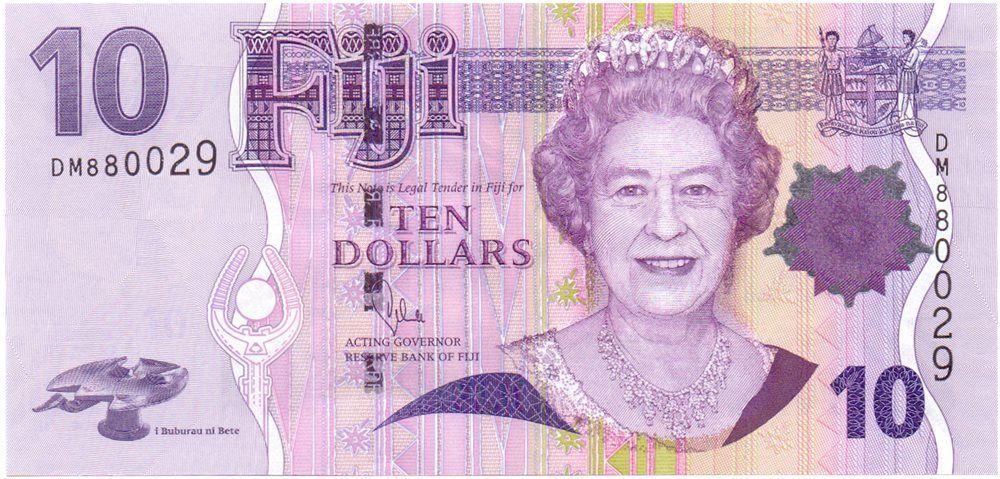 Валюта Фиджи