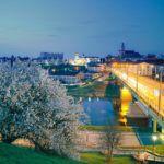 Город Гродно в Беларуси