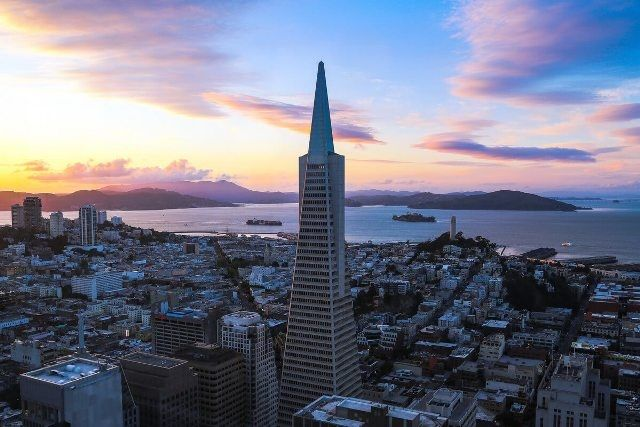 «Трансамерика» в Сан-Франциско