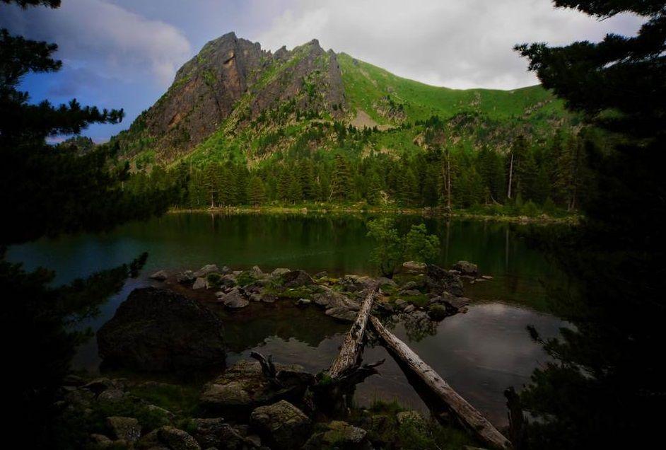 Гридское озеро близ Улциня, Черногория