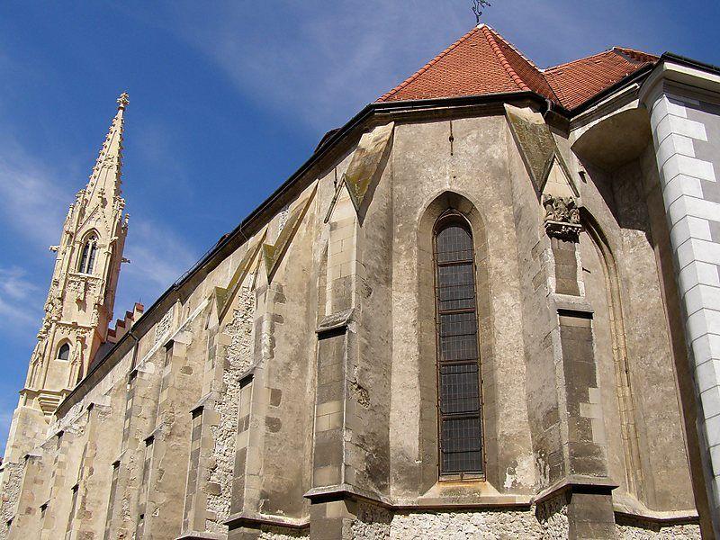 Церковь Кларисок в Братиславе