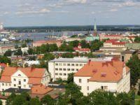 Финская Котка – очаровательный водный сад на северо-востоке страны
