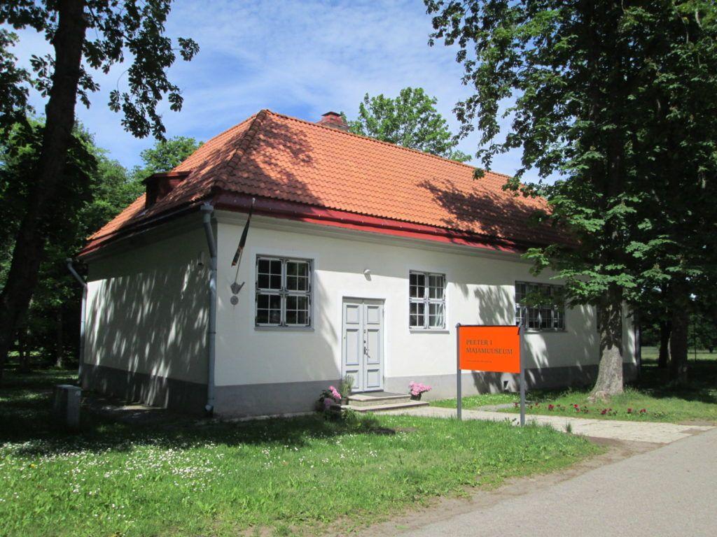 Дом-музей Петра I в Таллине