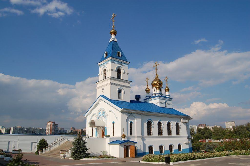 Свято-Иверский женский монастырь в Ростове-на-Дону
