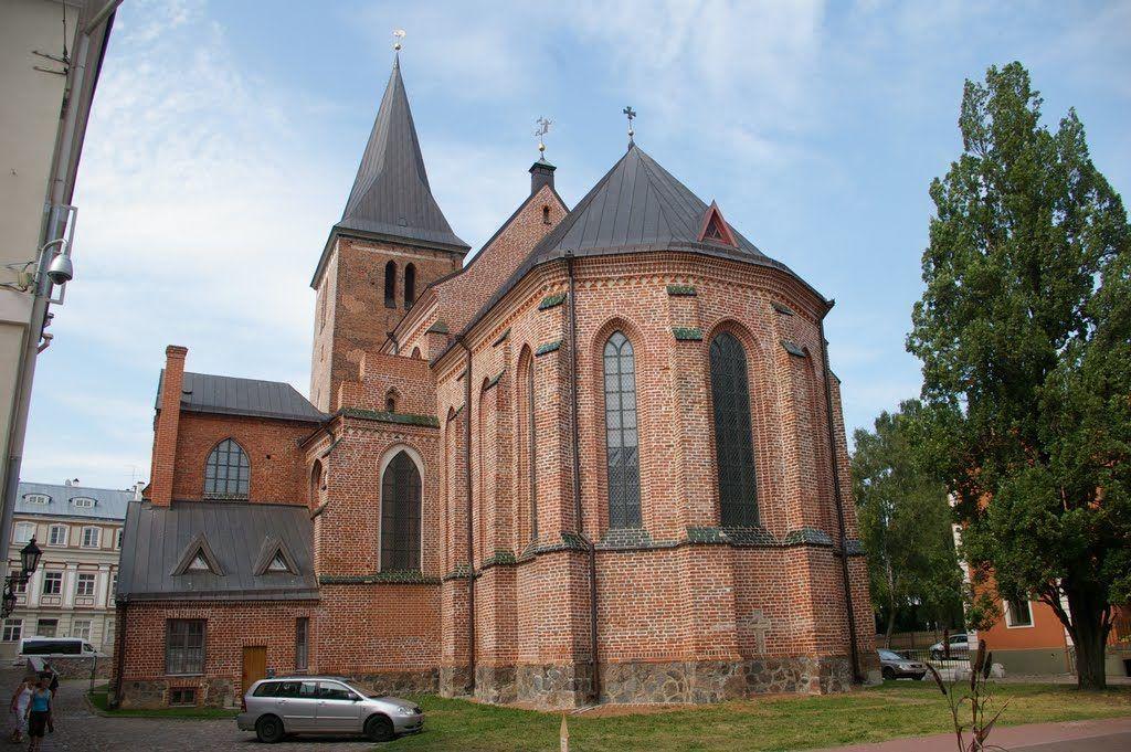 Тартуская церковь Святого Иоанна