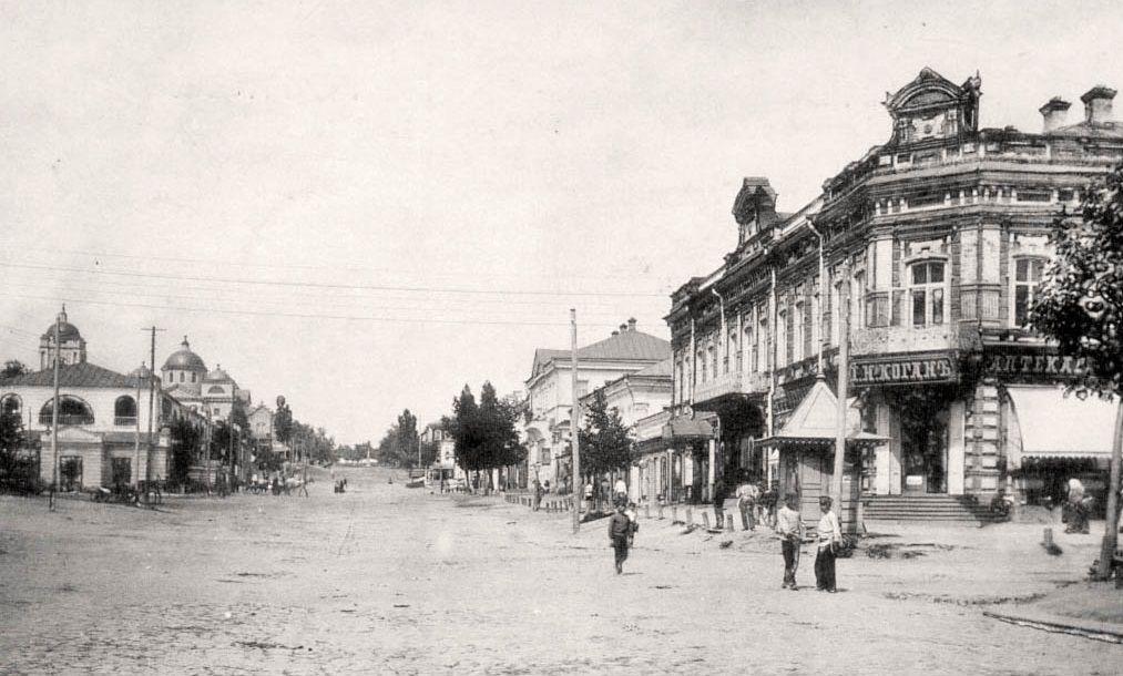 Исторический Белгород 1890 год