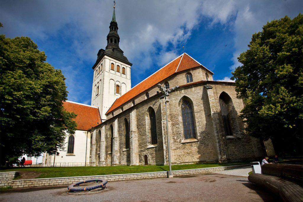 Храм Святого Николая в Таллине